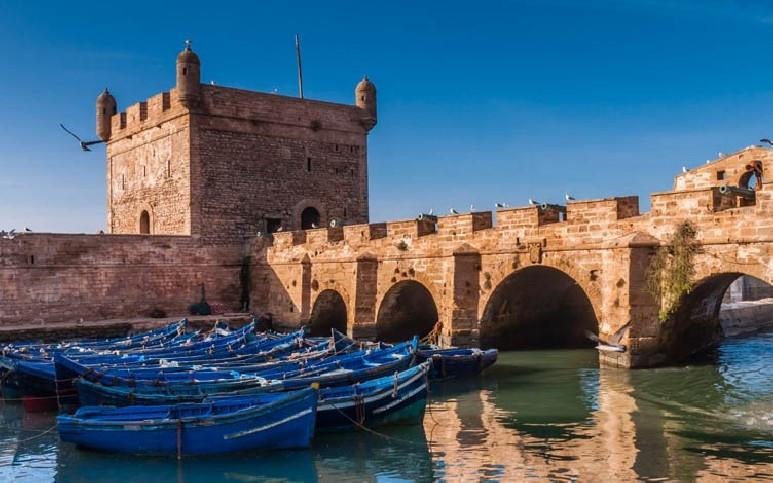 Visite d'Essaouira