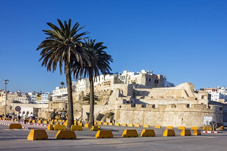 Visite de Tanger