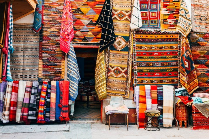 Tapis marocains