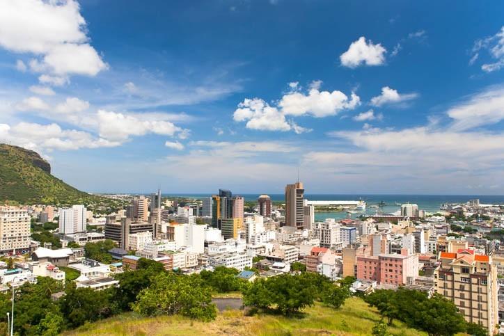 Visite de Port-Louis