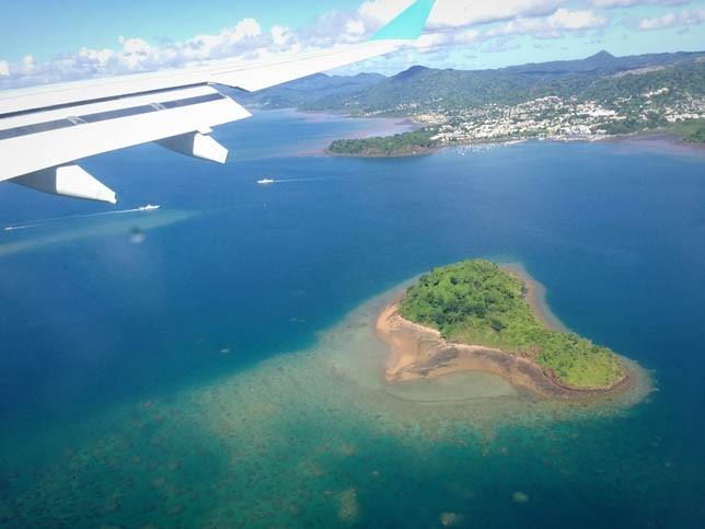 Escale Archipel des Comores