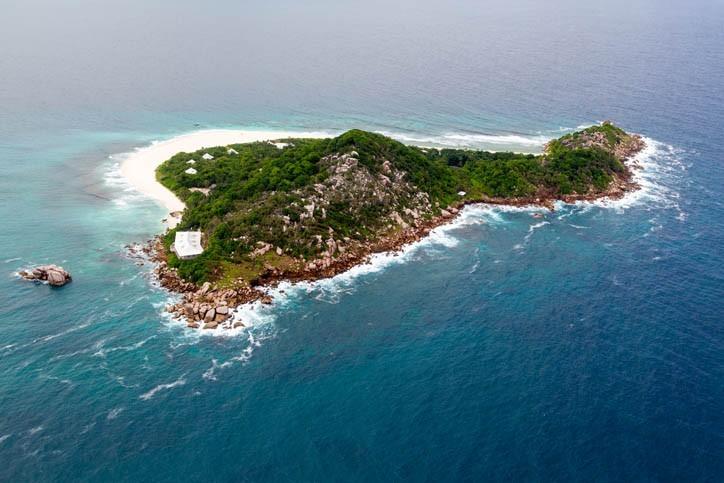 Visite 3 îles: Cousin, Curieuse et Saint-Pierre