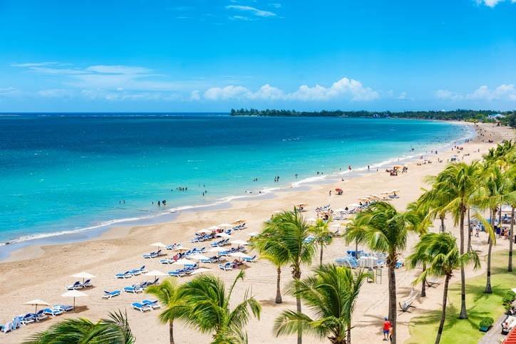 Voyage à Porto Rico