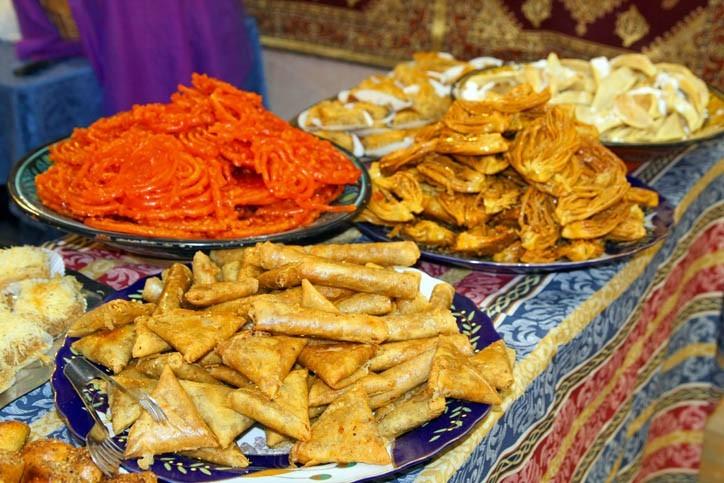 Pâtisseries tunisiennes
