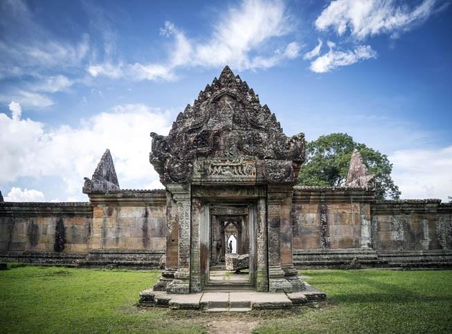 Visite du Temple Preah Vihear