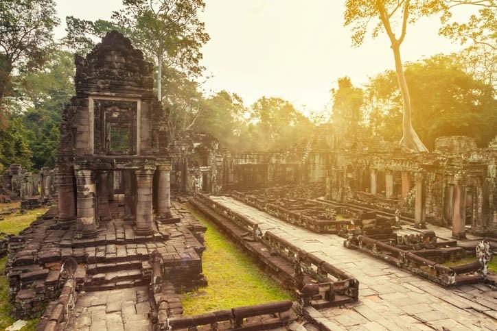 Visite du Temple de Preah Khan