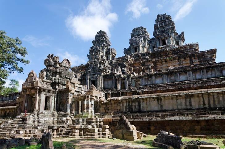 Visite du Temple Phimean Akas