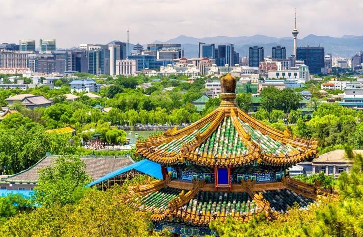 Balade en cyclopousse dans les ruelles du quartier historique de Pekin