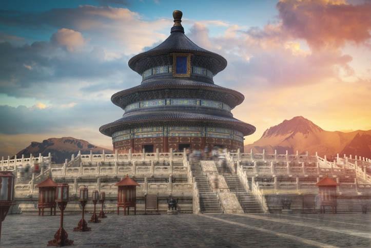 Visite du Temple du Ciel