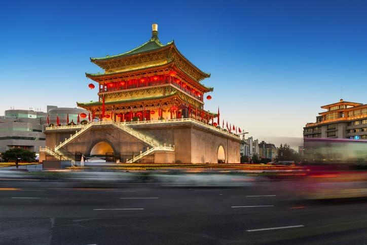 Visite du Xian