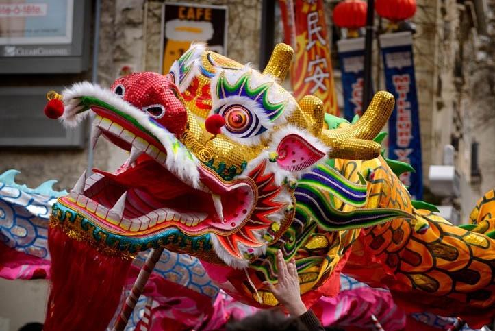 Spectacle de danses de la dynastie TANG