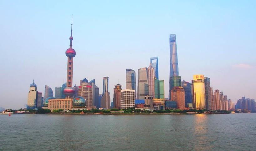 Visite de Shangaï: la Venise Chinoise