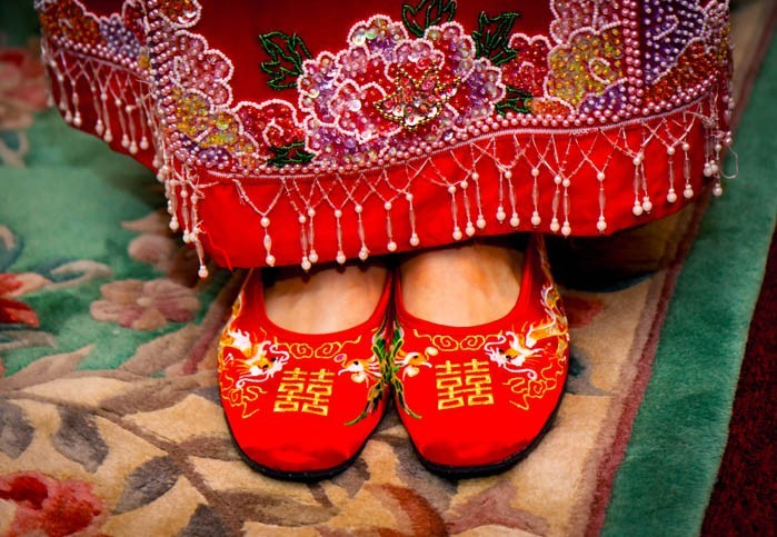 Souliers de toile Neiliansheng