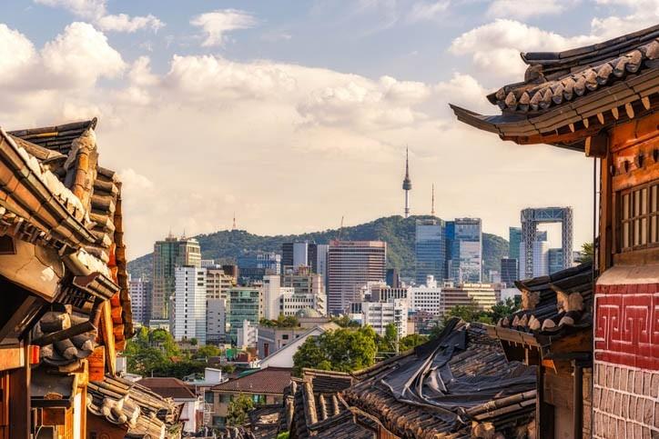 Découverte de la Capitale Coréenne