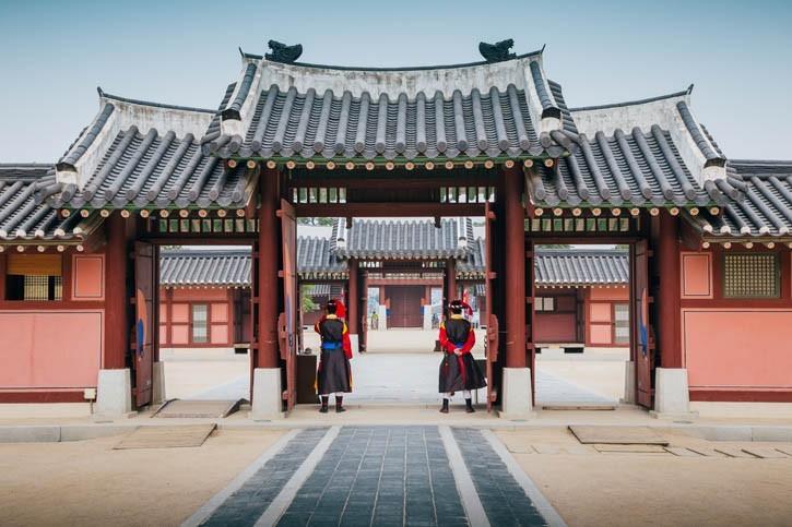 Visite du Palais de Hwaseong Haenggung