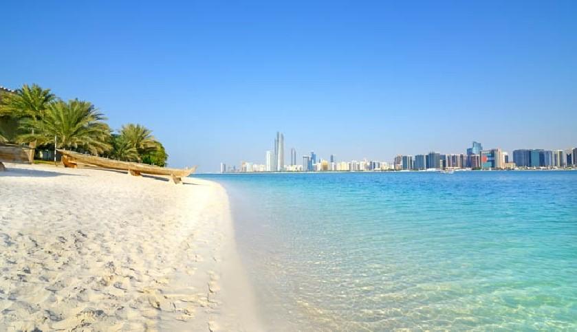 Visite de Abu Dhabi