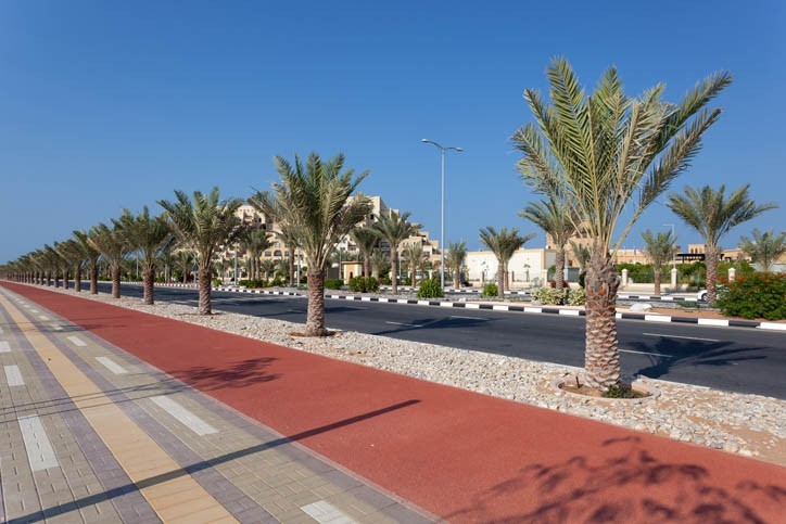 Visite de Ras el Khaimah