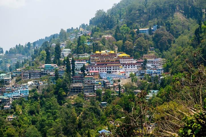 Visite de Darjeeling