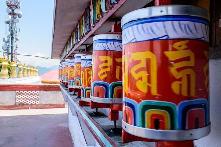 Visite de Kalimpong