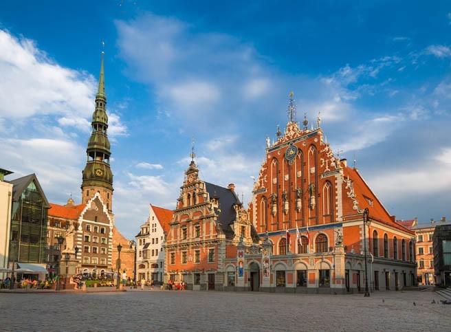 Voyage en Lettonie
