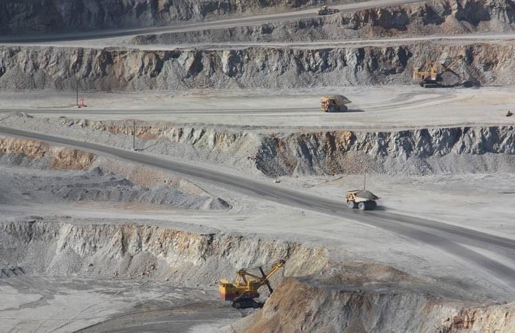 Découverte Des Mines d'Erdenet
