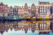 Voyage aux Pays-Bas