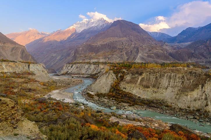 Visite de Karakorum