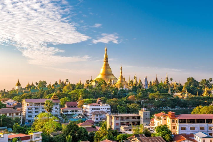 Top 10 places to visit in Yangon