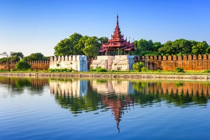 Visite de Mandalay