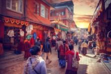 Découverte de Kathmandu