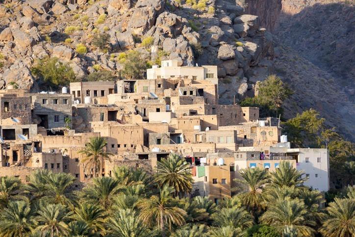 Découverte du Village de Misfah