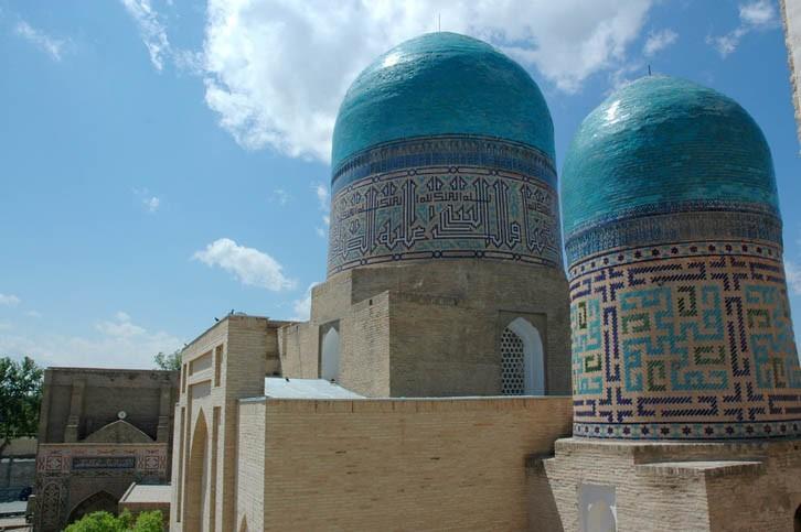 Visite de Tachkent