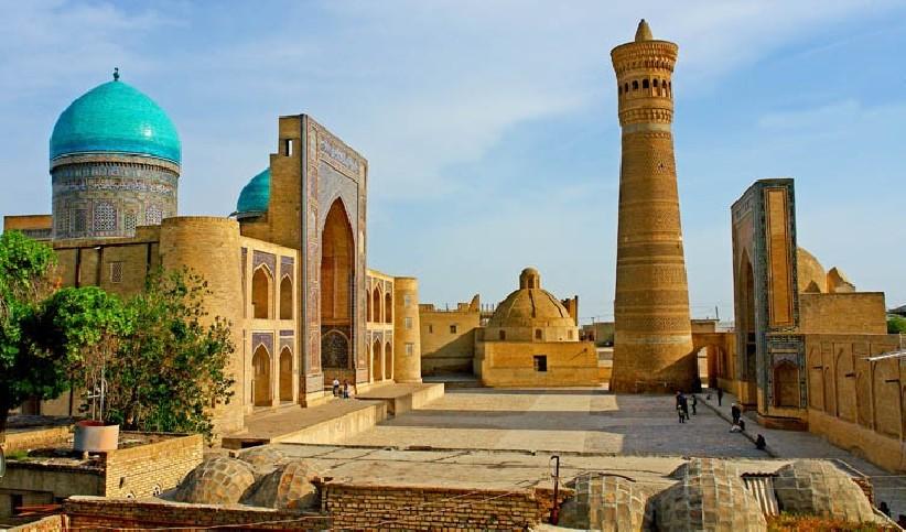 Visite de Boukhara