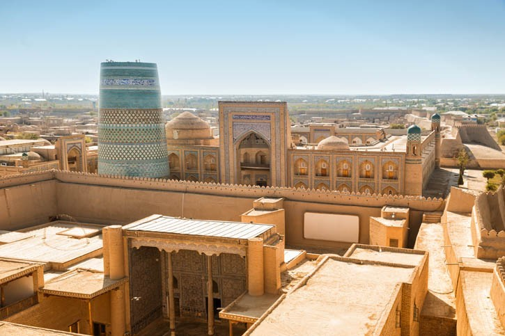 Visite de Khiva
