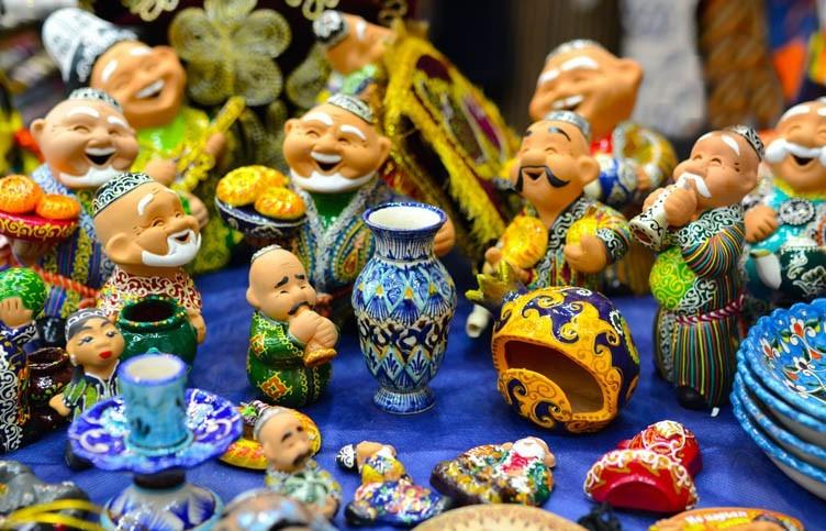 Figurines en céramique