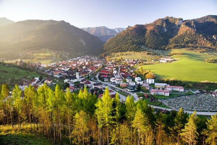 Voyage en Slovaquie
