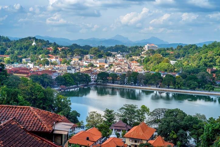 Visite de Kandy
