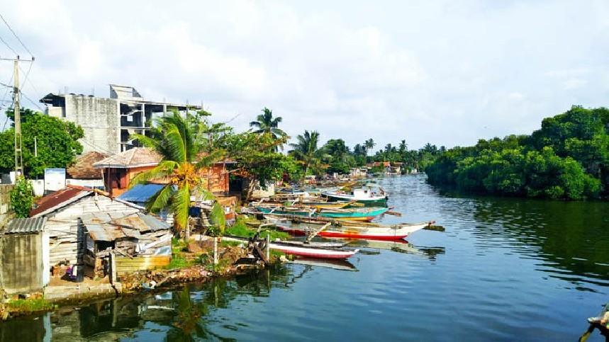 Visite de Negombo