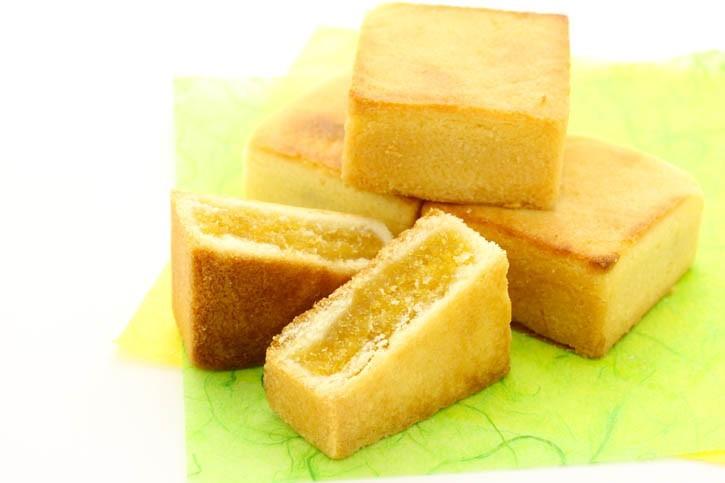 Gâteau aux ananas taiwanais