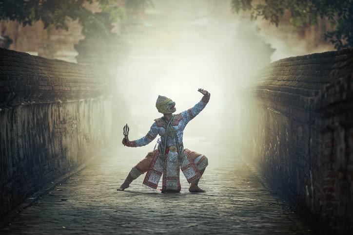 Spectacle de danses traditionnelles