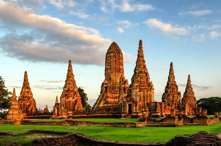 Visite Ayutthaya
