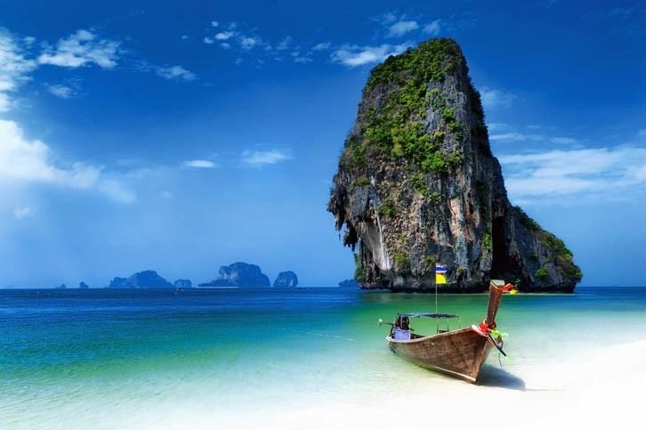 Découverte du Golf du Siam