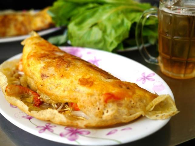 Omelette Vietnamienne