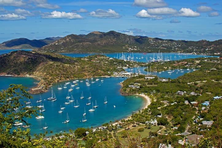 Voyage à Antigua-et-Barbuda