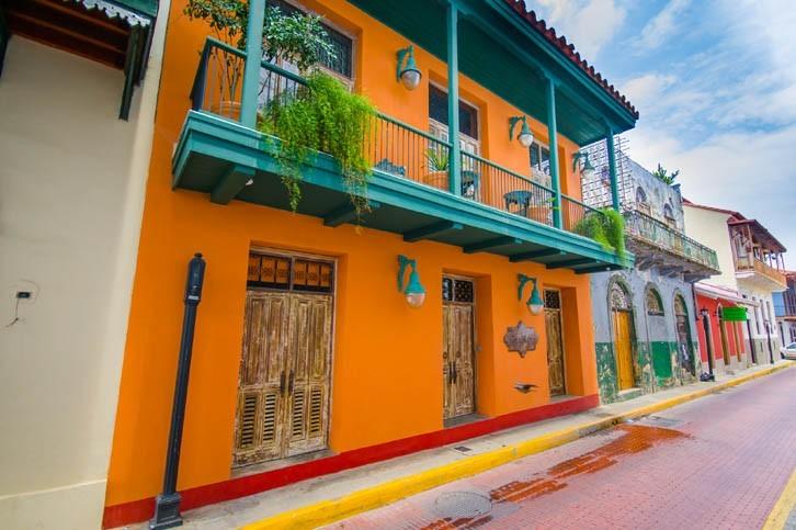 Découverte de la ville historique de Panama