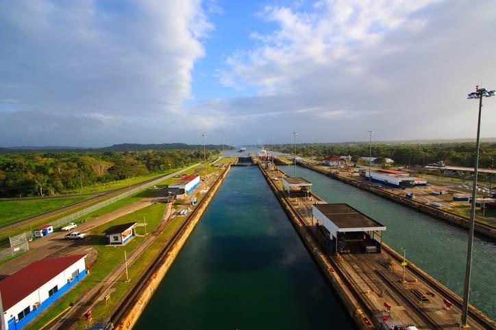 Découverte du Canal de Panama