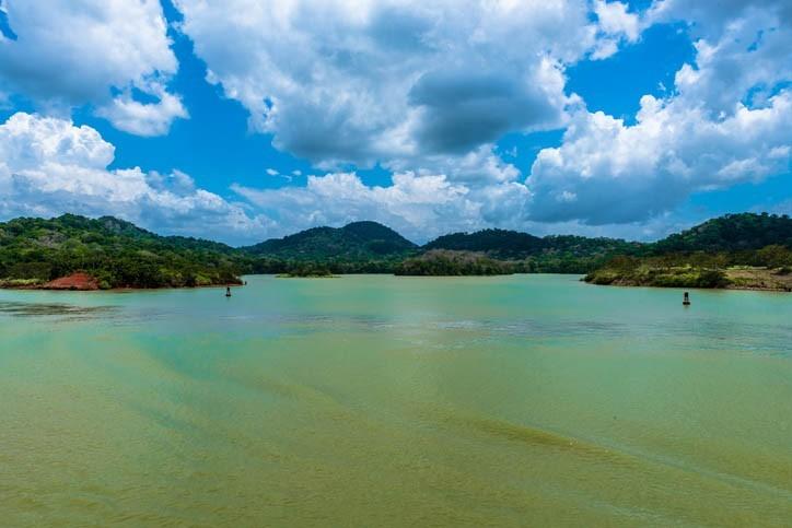 Découverte du Lac Gatun