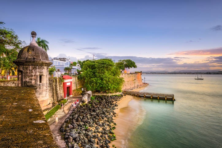 Visite de San Juan