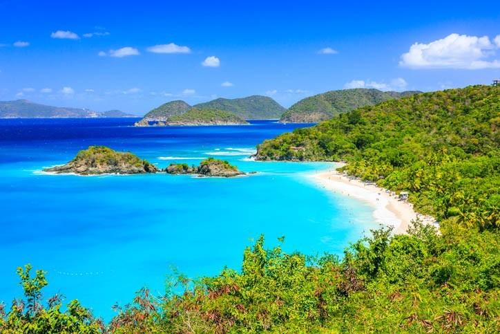 Visite Îles Vierges